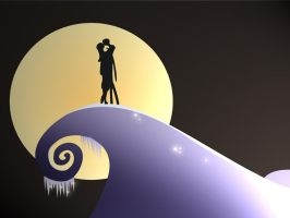 jack and sally by hyky