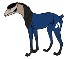 SIREN: Spock by Dramaticus-Stables