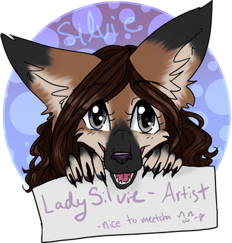 Updated ID by LadySilvie