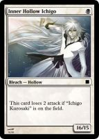 Anime TCG: Inner Hollow Ichigo by AnimeMTG