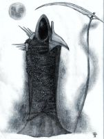 The Death Spectre by lord666belial