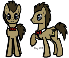 Dr. Whooves by FantaHigh