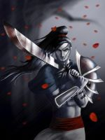 Yasuo by Awstein