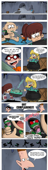 Giant Lily Loud by OasisCommander51