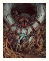 Shelob by AngelaRizza