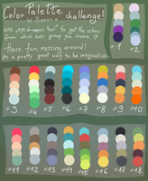 Color Challenge by DeceptiBonk