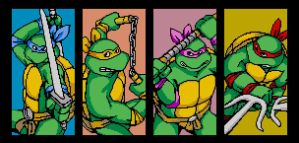 TMNT 1 by camdencc