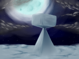 Icetorre by shadowsn25