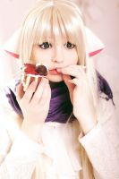 Chobits by cat-shinta