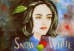 Snow White by Feyjane