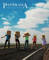 Panorama - front cover by lifeinedit