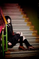 Enma Ai by Lady-I-Hellsing