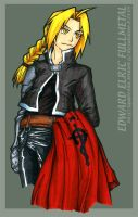 FMA- Edo Color by RizyuKaizen