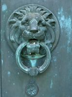 Door Knocker by bean-stock
