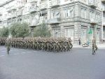Marching Azeri Soldiers by Xtreminal