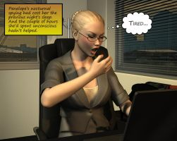 Penelope - Working Late 8 by Torqual3D