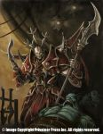 Lord Tyrant Hexeris by cwalton73