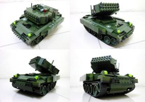 Lego Compact Tank 6.1 by SOS101