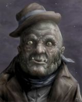 Man from Innsmouth by Shredguts