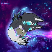 Tihstat loves Asteroids by Valkeera