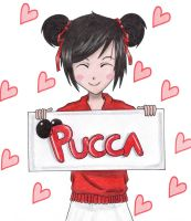 ..Pucca.. by Ryoko30