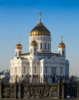 Christ the savior cathedral by Bambr