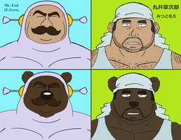 Human to Bear Form by Hide-T-Revo