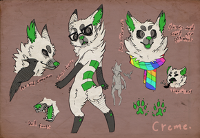 Creme Ref. 2012 OLD DONT USE by CremexButter