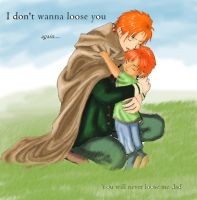 I wont lose you again pt2 by Kushina-Uzumaki-II