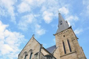 Parramatta Cathedral, exterior by dpt56