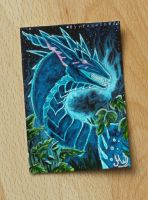 [ACEO] Selianth by Kyyraneth