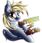 (Somewhat) Aggressively Motivational Derpy Hooves by AgentesinRebus