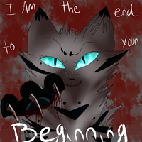 I am the end to your beginning by LoveMoonspirit