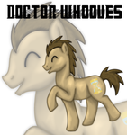 Doctor Whooves by MaeraFey