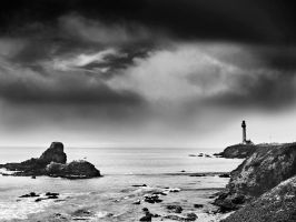 the light house by VaggelisFragiadakis