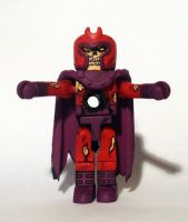 Zombie Magneto by luke314pi