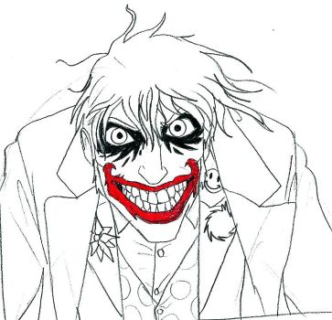 The Man Who Laughs by PenultimateN