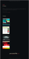 New stuf in town by: dislexico by WebMagic
