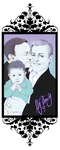 Mystrade - My Family by RedPassion