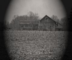 The Old Homestead by Adonais6669
