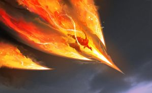 Ifrit Strike by cobaltplasma