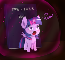 SHMOL Twilight sparkle - Speedpaint by NihiTheBrony