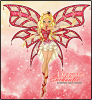 Diaspro Enchantix Card by KaoriMirai