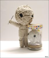 Voodoo Dolls - Protection by Kleur