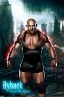 Ryback New Poster by XRew7