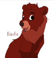 Brother Bear: Adult Koda by FallenFireFox