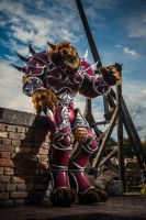 Worgen  World of Warcraft. by Shoko-Cosplay