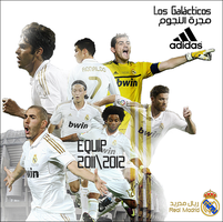 Real Madrid 2012 by KIMADRID