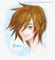 WT: Eros- His Smile by 2947
