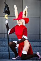 Red Mage by OscarC-Photography